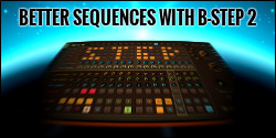 Music Sequencer - B-Step
