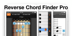 Reverse Chord Finder Pro - Download now