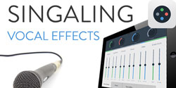 Singaling Vocal Effects Suite for iOS