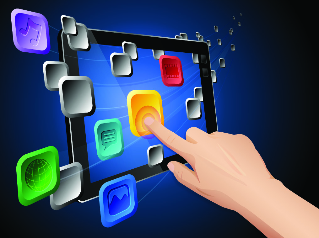 Mobile cloud computing with tablet