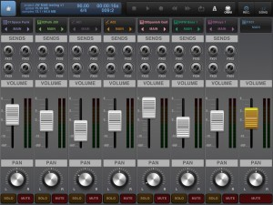 bm2 mixer 300x225 Beatmaker 2 by Intua – music app review