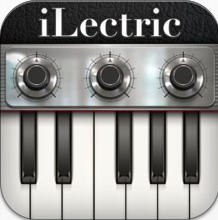 ilectric logo iLectric Piano by IK Multimedia – music app review