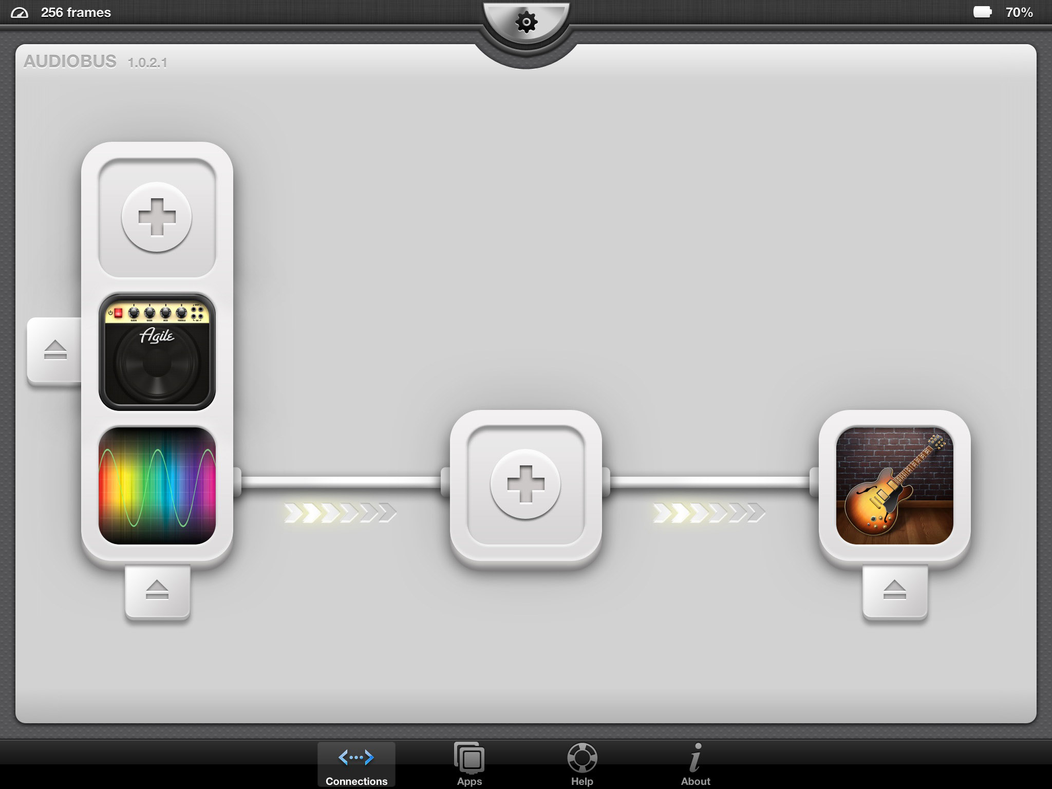 Review Garageband Ipad Garageband In Audiobus