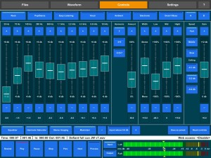audio mastering controls page 300x225 Music App Review – Audio Mastering by Igor Vasiliev