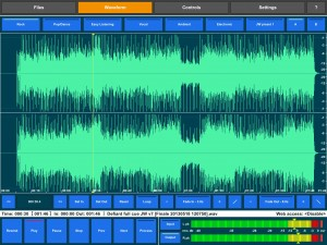audio mastering post processing waveform 300x225 Music App Review – Audio Mastering by Igor Vasiliev