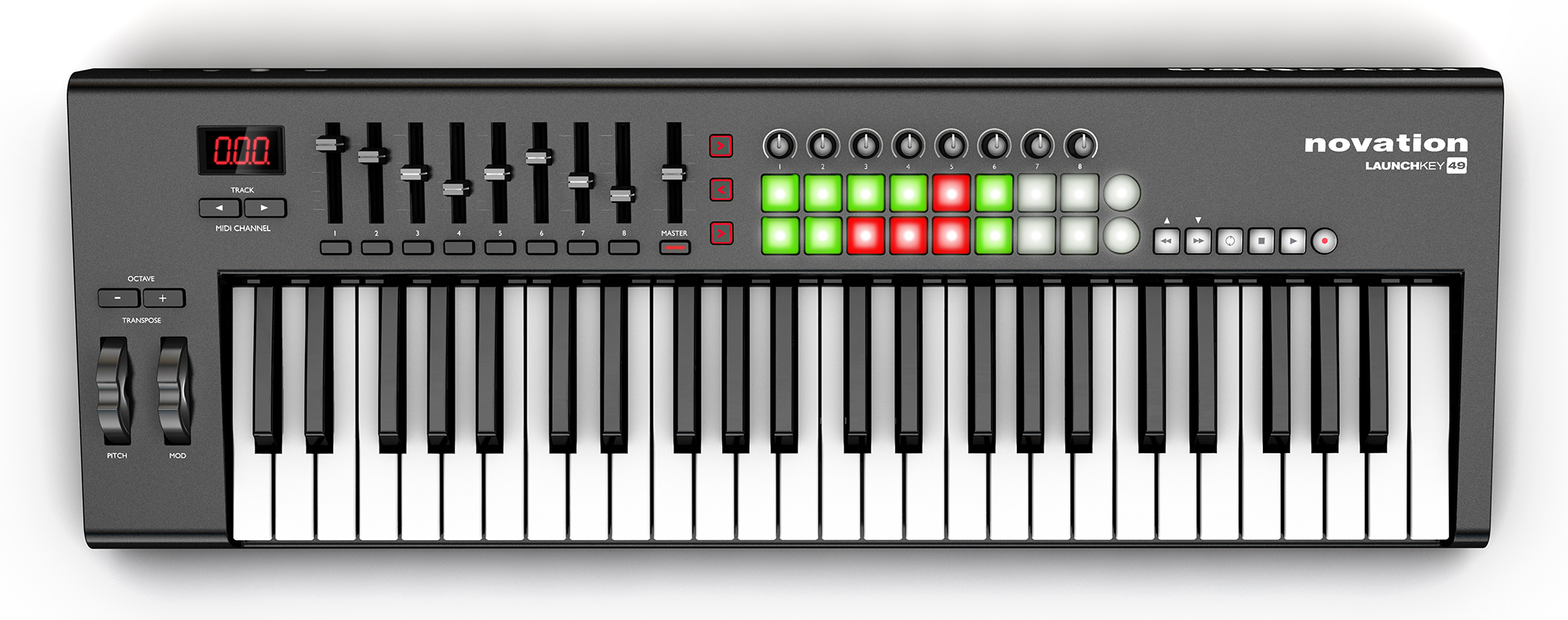 Novation launches mk2 versions of Launchkey and Launchpad Mini ...