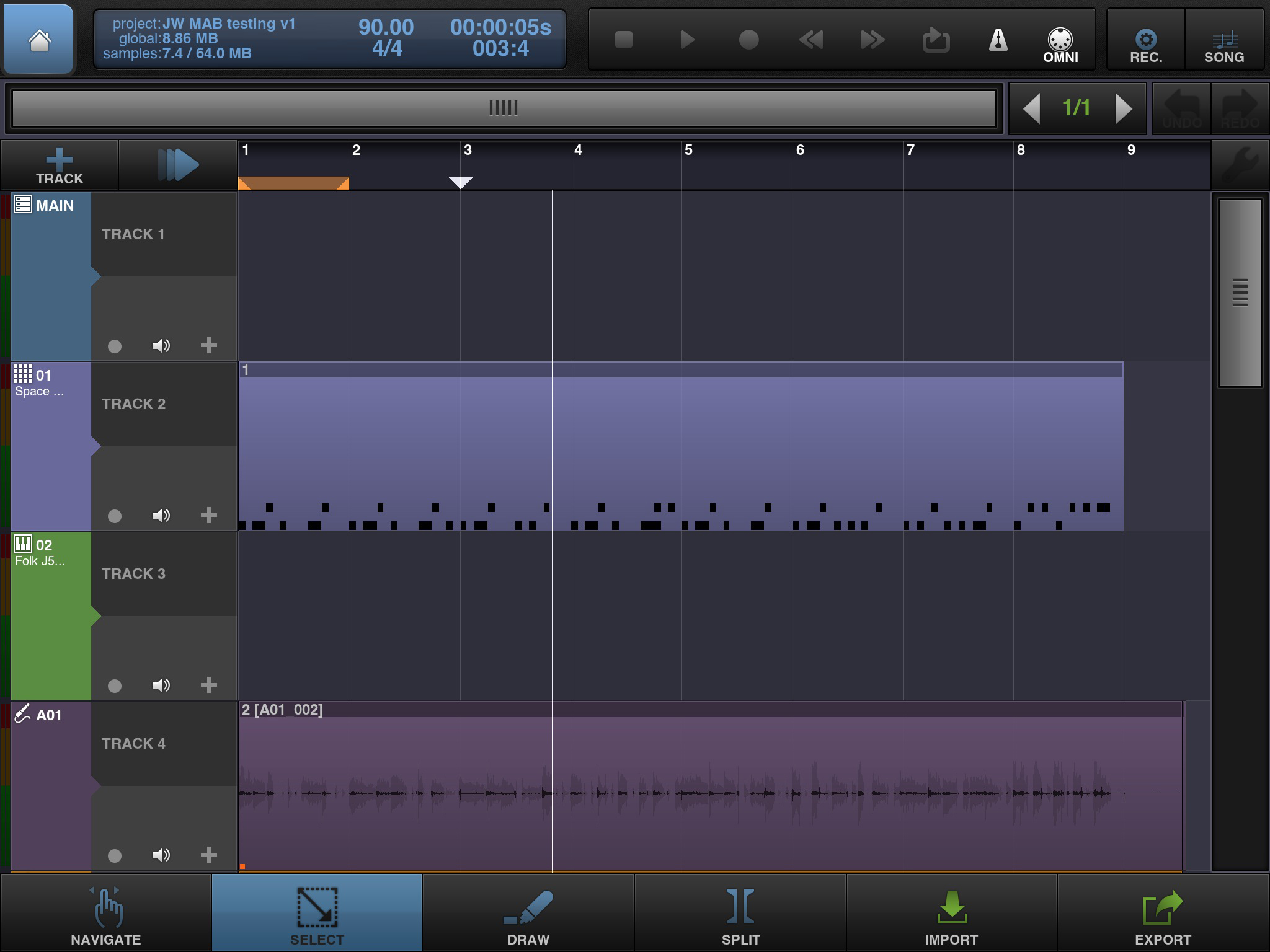 Review Garageband Ipad Bm Sequencer