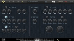 cube synth effects 300x166 Cube Synth review – additive synthesis for iOS from VirSyn