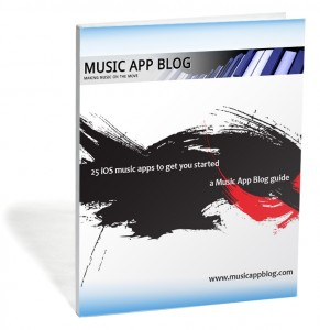25 apps guide mock book JW v1 291x300 Why choose iOS for music making?   iOS Music Making: A Beginner's Guide