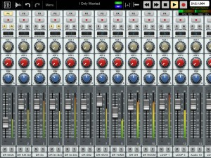 auria mix window 300x225 Why choose iOS for music making?   iOS Music Making: A Beginner's Guide